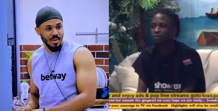 #BBNaija: Why I want Ozo out of lockdown house – Laycon (Video)
