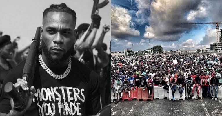 If #EndSARS protest doesn't work, it is over for Nigerian youths – Burna Boy (Video)