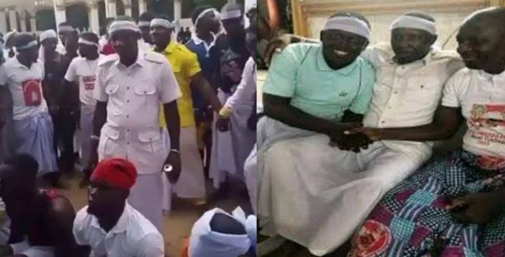 Former militant leader, Tompolo makes first public appearance in six years, after being declared wanted (Video)