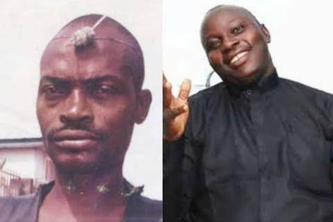 Nigeria's most wanted armed robber, Shina Rambo resurfaces as a Pastor(Photos)