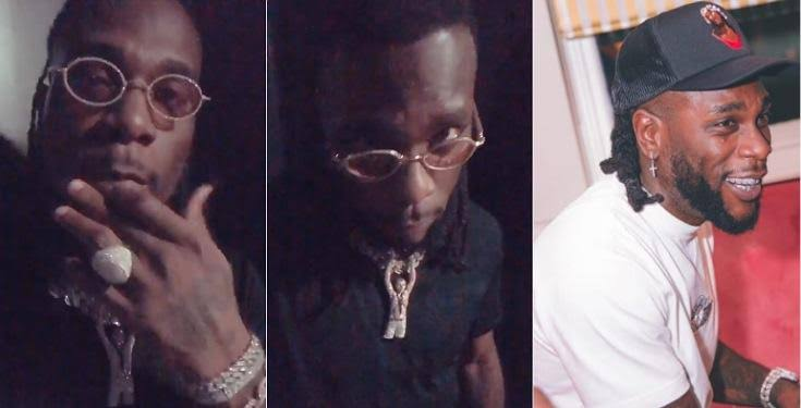 Burna Boy Speaks Following Car Accident While On IG Live (Video)