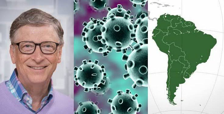 """""""We don't understand why Covid-19 cases are low in Africa"""" – Bill Gates wonders"""