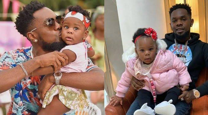 """""""Fatherhood brought out the best in me"""" – Patoranking (watch photos)"""